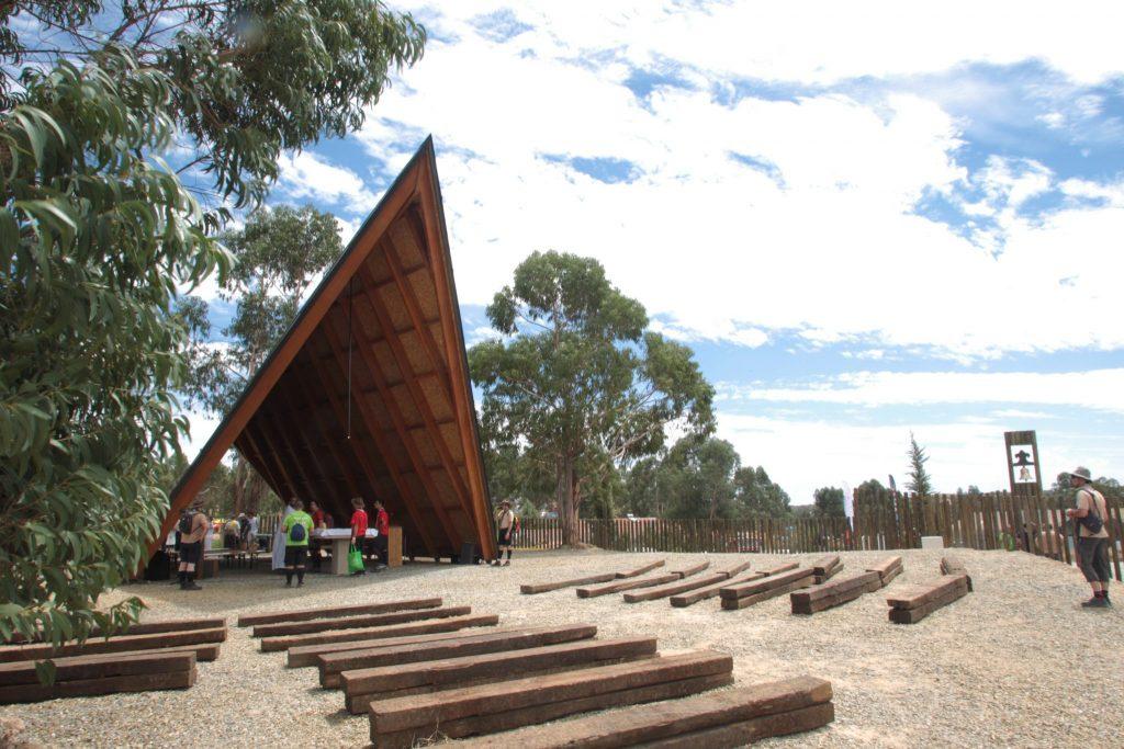 Arquitetura e Religião: Primeira Capela em formato de tenda - Boas Notícias